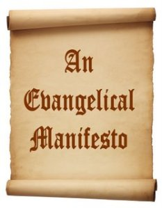 anevangelicalmanifesto