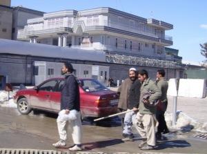 barbati afghani