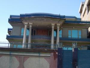 casa unui bogat