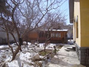 Kabul - casa de oaspeti