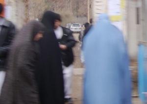 femei in burka