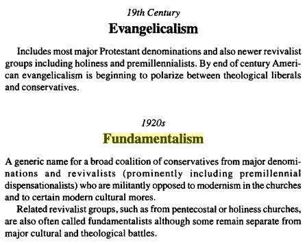 fundamentalism def1