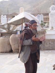 musulman in rugaciune