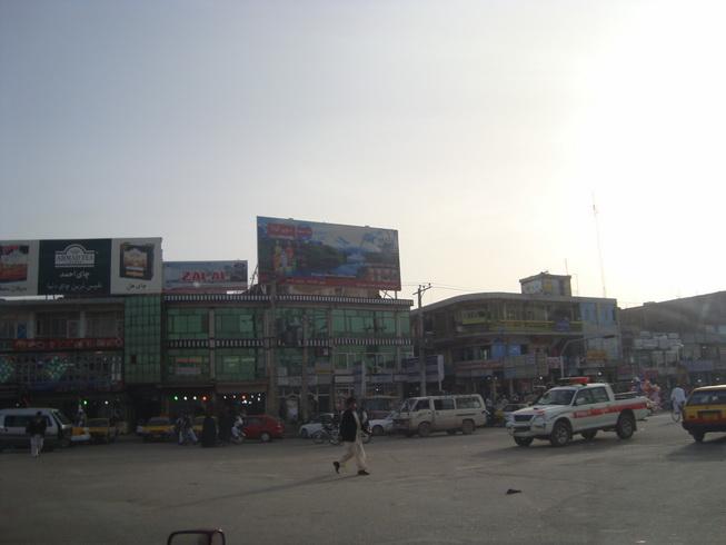 plimbare in Herat
