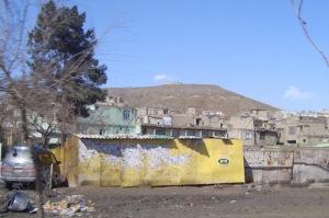 Saracie in Kabul