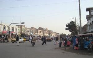 strada in Herat