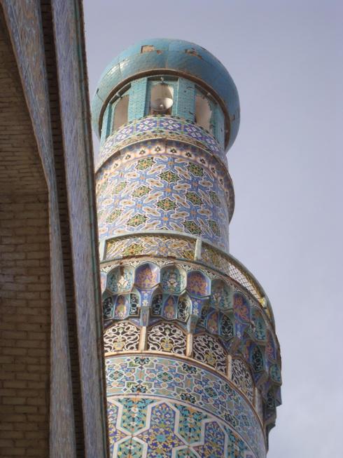 Turnul - detaliu