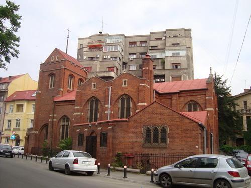 Biserica Anglicana - exterior