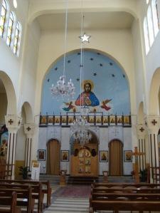 Biserica maekita-interior