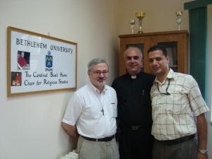 Fr Jamal Khader
