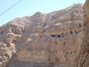 Ierihon - Muntele ispitirii