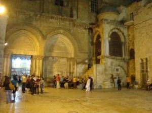 Ierusalim - Biserica Sfintului Mormint