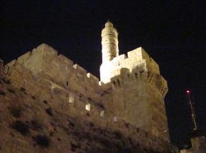 Ierusalim -  Turnul lui David