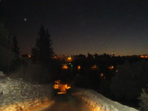 linga Getsemani