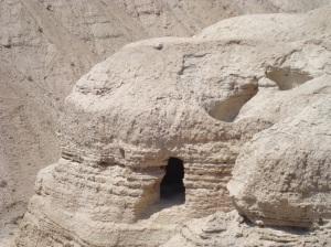 Qumran - cave no 4