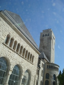 Turnul Augusta ziua