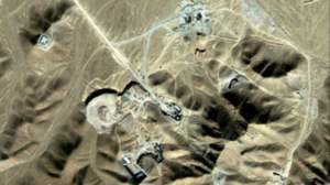 Iran secret nuclear site