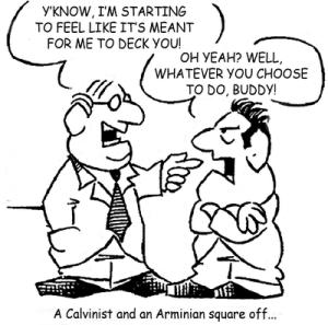 Calvinis-Arminian