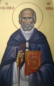 St Columba of Iona