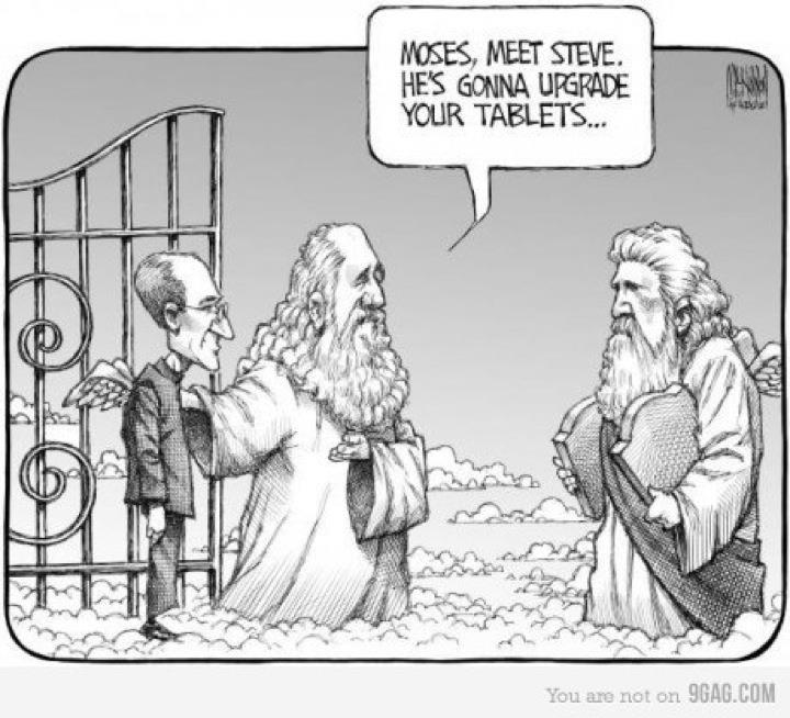 Moses Tablet Upgrade