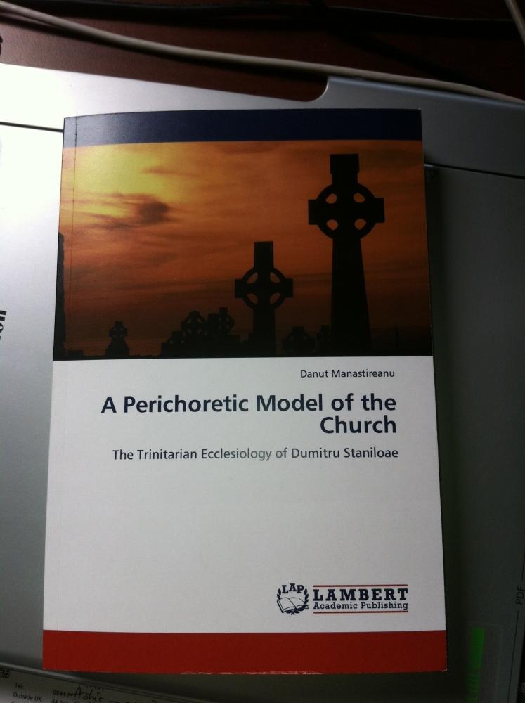 Am primit in sfirsit un exemplar al tezei de doctorat publicata in Germania (1/2)