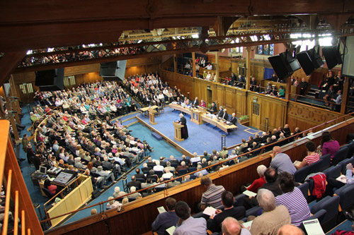 The Archbishop Rowan Williams Address to the General Assembly of ...