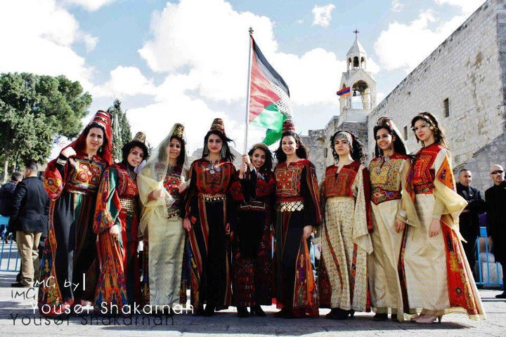 Palestinian Women in Bethlehem