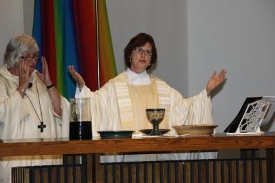 woman priest