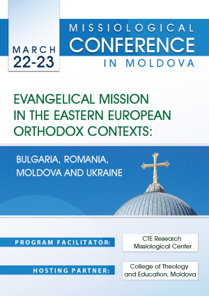 Evangelical Mission in the Eastern European Orthodox Contexts