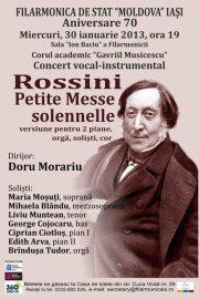 Rossini - Petite Messe Solenelle