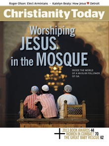 Worshiping Jesus in the Mosque