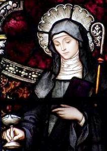 St Brigid of Kildare