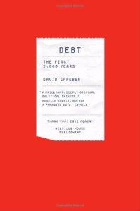 Debt. The First 5,000 Years