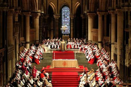 Enthronement of Archbishop Welby
