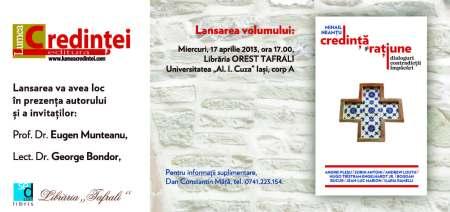 Invitatie lansare Neamtu