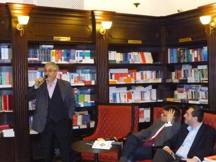 lansarea cărţii M Neamţu, Is, 17 april 029