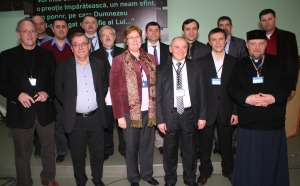 Missiological conference in Moldova 2013
