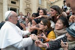 Pope Francis & women in the church