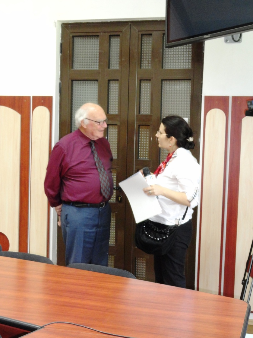 Michael - TV interview