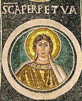St Perpetua