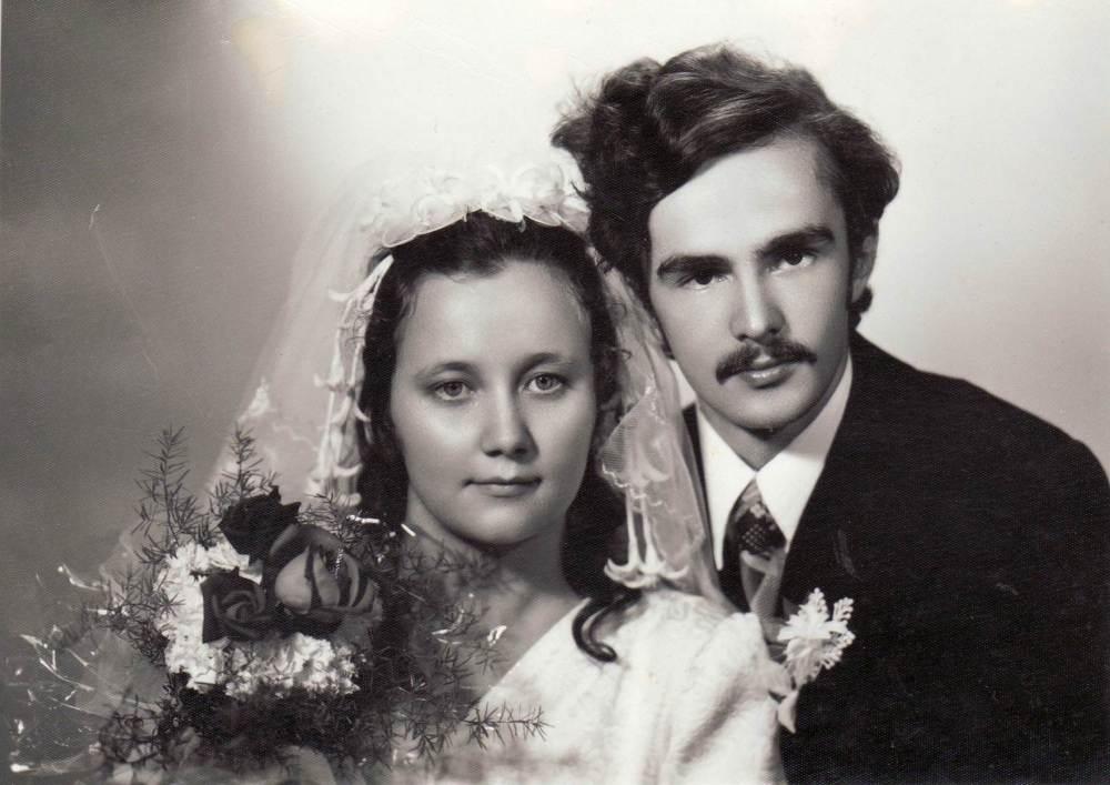 38 de ani de la casatorie (1/2)