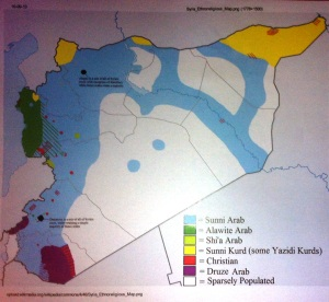 Syria map1