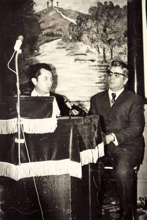 1976-10 - Iosif Ton & Ionel Cascuescu - Botez la Iasi