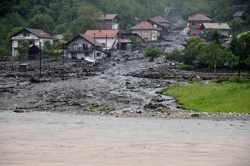 landlides