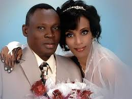 Meriam Yehya Ibrahim and husband