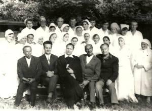 1970 si ceva - botez la bis baptista din Iasi