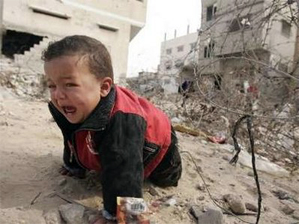 Cry-for-Humanity-Gaza