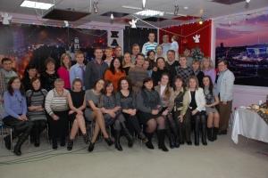 Donetsk Christian University - faculty & students