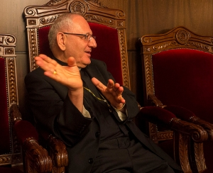Louis Sako, the Chaldean Catholic Patriarch of Babylon