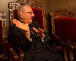 Louis Sako, the Chaldean Catholic Patriarch of Babylon